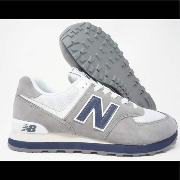 the best attitude 82775 0f47c New Balance 574 Classic Mens Running Shoes Gray NWT